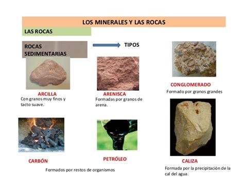La materia. Los minerales y las rocas