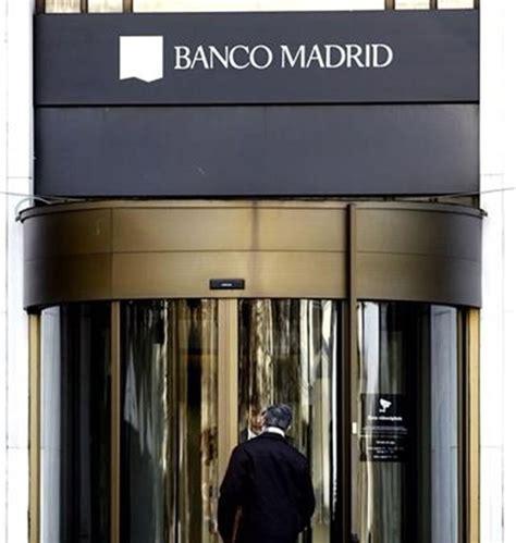 La mayoría de la inversión canaria en Banco Madrid elude ...