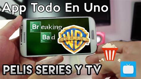 La Mejor App TODO EN UNO: Películas, Series y TV Gratis ...