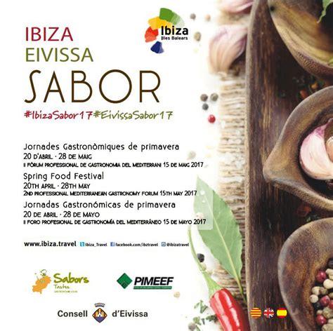 La mejor gastronomía ibicenca se da cita en #IbizaSabor18 ...