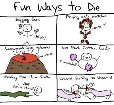 La mejor manera de morir - Ciencia y Educación - Taringa!