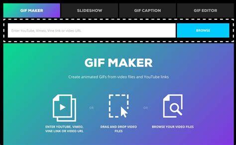 La mejor página para crear GIFs online