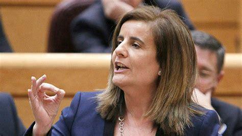 La ministra de Empleo tiene abandonados al SEPE y FOGASA ...