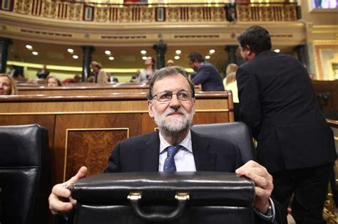 La moción de censura contra Rajoy, posiblemente en junio