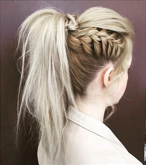 La moda en tu cabello: Peinados recogidos con trenzas 2017
