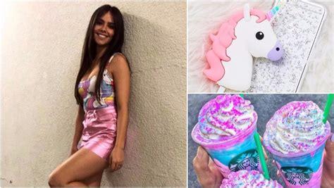 La moda unicornio se nos está yendo de las manos