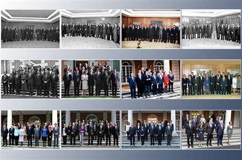 La Moncloa. Gobiernos desde la Legislatura Constituyente ...