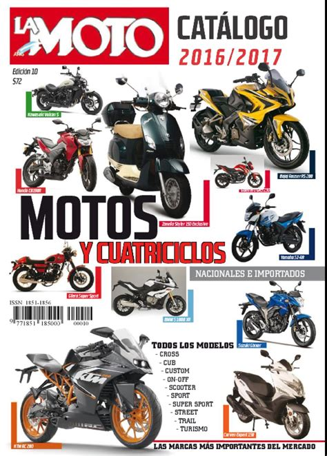 La Moto - Catálogo Magazine (Digital) - DiscountMags.com