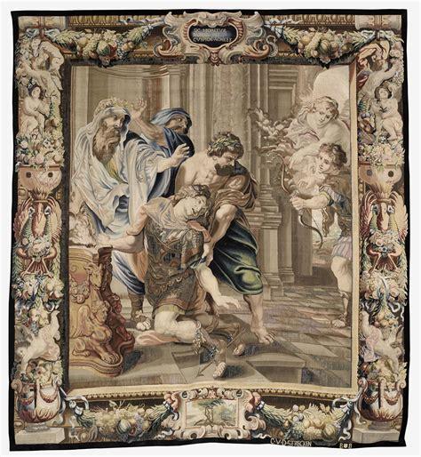 La muerte de Aquiles. Pedro Pablo Rubens | Paradores de ...