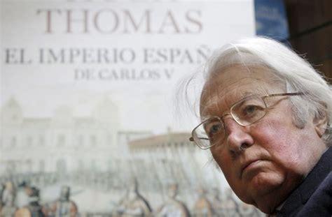 La muerte de Hugh Thomas deja vacante el principado de los ...