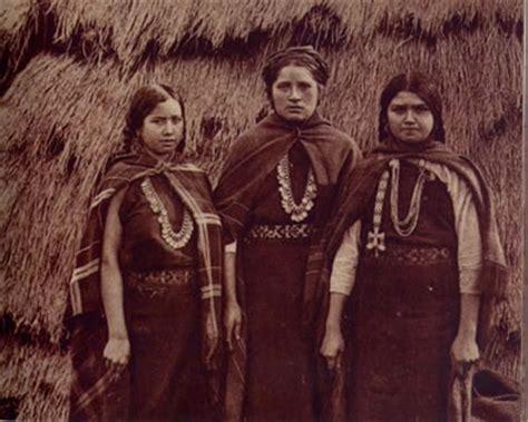 La mujer mapuche, el matrimonio y la relación con el agua ...