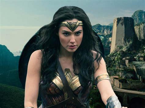 La Mujer Maravilla: la película de súper héroes del verano ...