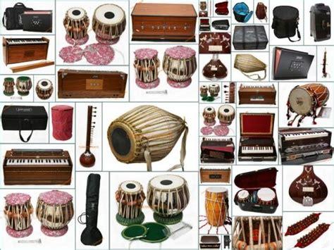 La Música Folclórica en el Mundo » intrumentos india