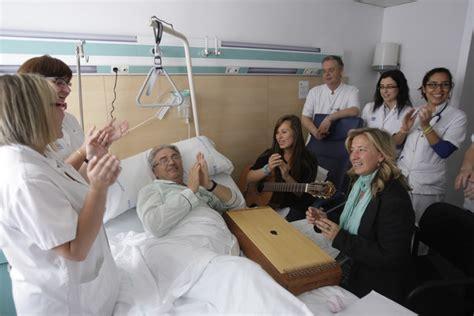 La musicoteràpia alleuja el final dels malalts de càncer