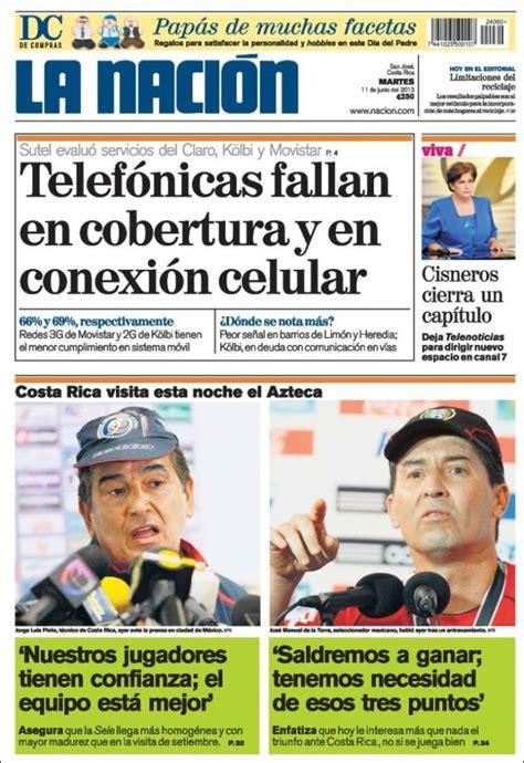 La Nacion Costa Rica Noticias