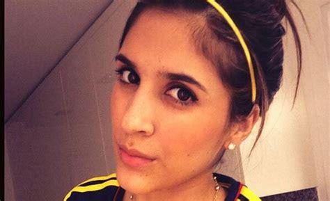 La novia de James Rodríguez incendia Twitter    Qué.es