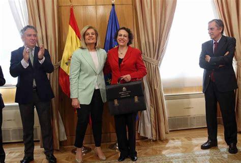 La nueva ministra de Trabajo, Migraciones y Seguridad ...