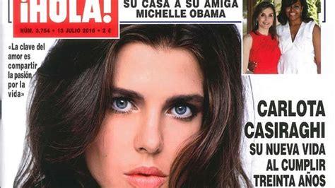 La nueva vida de Carlota Casiraghi