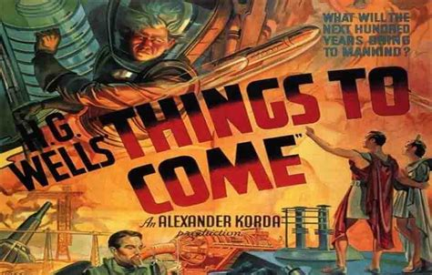 La obra profética de H.G. Wells sobre la bomba atómica