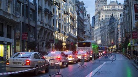 La odisea de coger el coche por el centro de Madrid