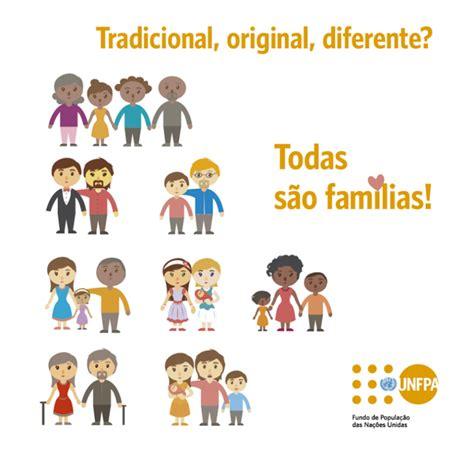 La ONU promueve en Brasil 'diferentes tipos' de familias