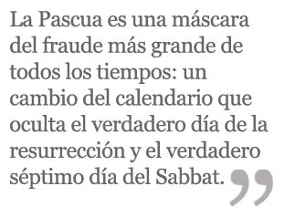 La Pascua   El Pesaj  Pesach  Pagano