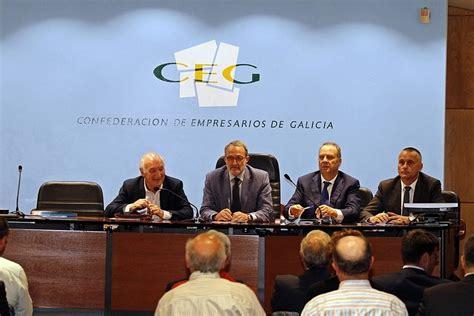 La patronal gallega respalda el plan de viabilidad para la ...