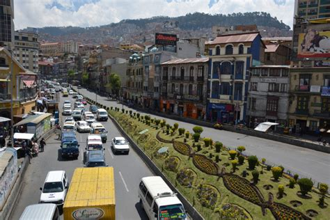 La Paz, capital city of Bolivia | Photo