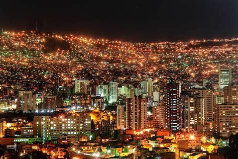 LA PAZ CITY, Bolivia | Highest capital city in the world ...