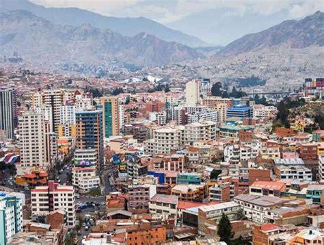 La Paz | national administrative capital, Bolivia ...