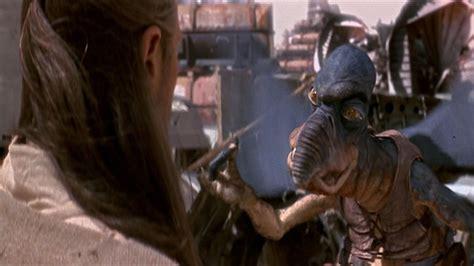 La película La guerra de las galaxias. Episodio I: La ...