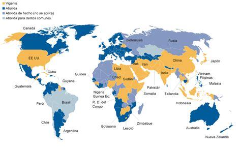 La pena de muerte en el mundo | Actualidad | EL PAÍS