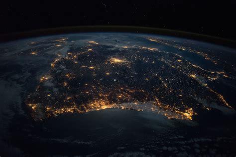 La Península Ibérica desde la Estación Espacial ...