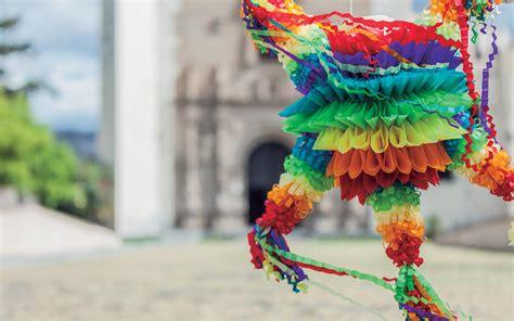 La piñata, símbolo de la cultura mexicana | Servicio de ...