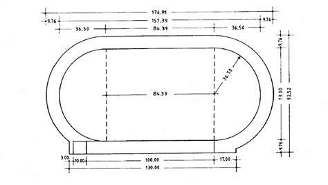 La pista de atletismo - Matemáticas 3º de ESO