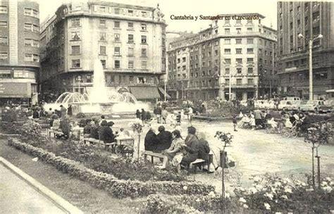 La plaza del Ayuntamiento de Santander en 1964 | EL ...