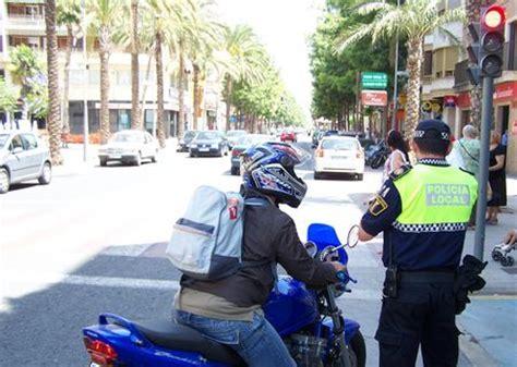 La Policía Local concienciará a los motociclistas