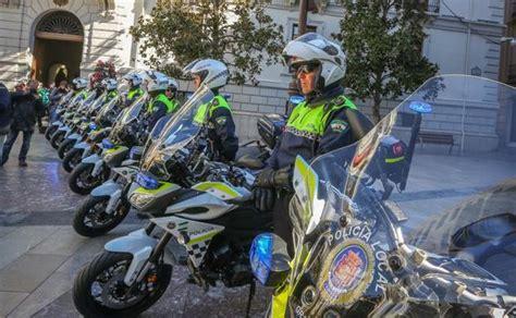 La Policía Local de Granada renueva el parque de ...