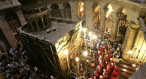 La pregunta del milenio: ¿Está Jesús enterrado en su tumba ...