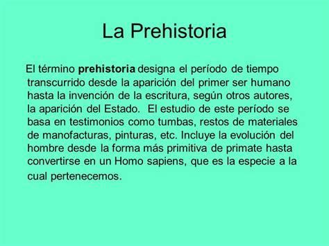 La Prehistoria Parte Primera El Paleolítico. - ppt descargar