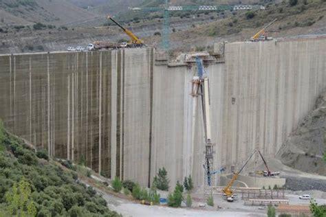 La presa de Enciso, en su recta final | La Rioja