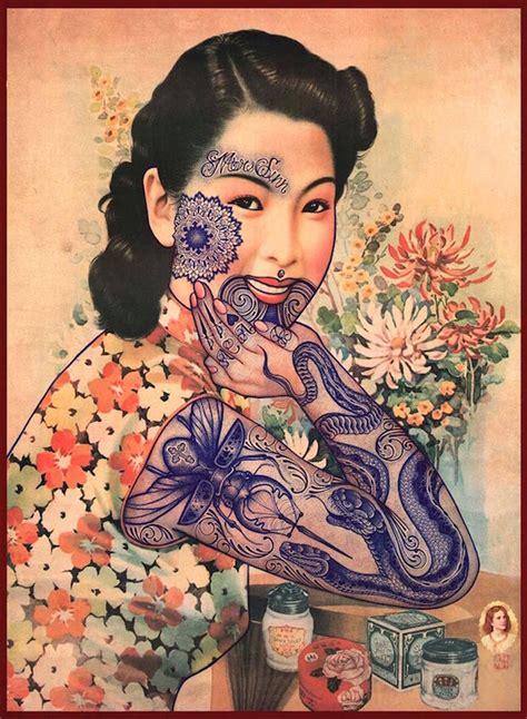 La presencia de los tatuajes en las ilustraciones | Arteneo