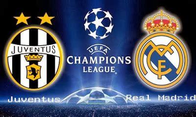 La previa Juventus Real Madrid Champions League   Liga ...