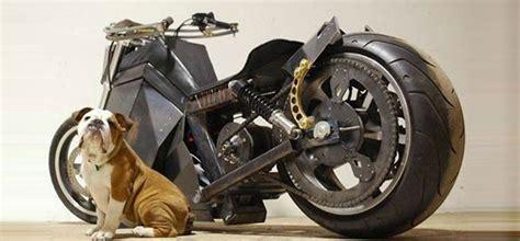 La primera moto custom eléctrica