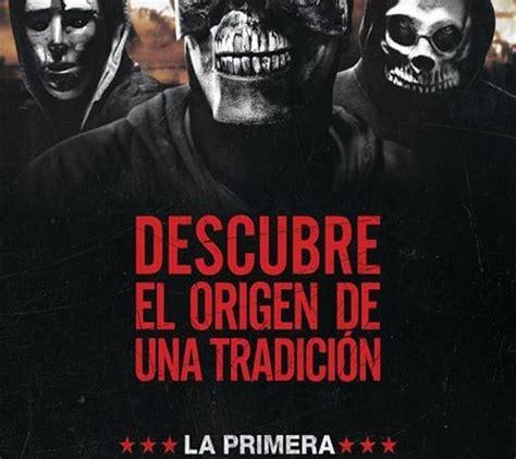 La primera purga: La noche de las bestias · No es cine ...