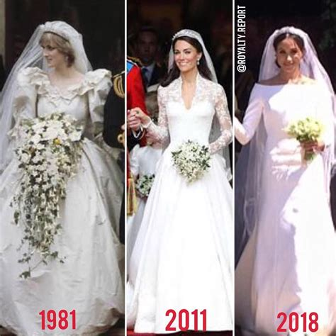 La princesa Diana, Catherine de Cambridge y Rachael Meghan ...
