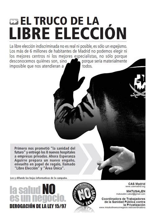La privatización de la Sanidad en la Comunidad de Madrid ...