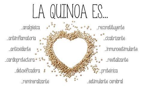 La quinua, un regalo de la naturaleza | El blog de ...
