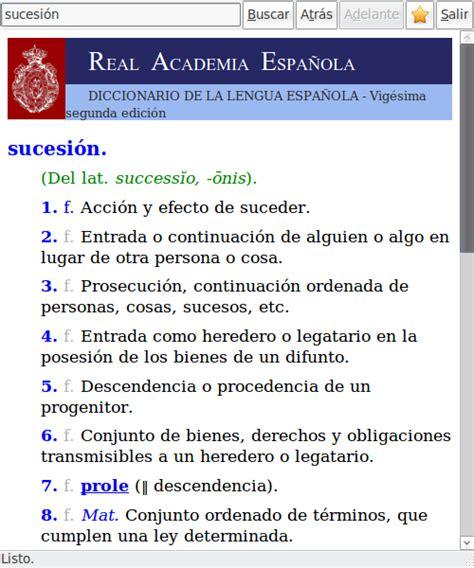 La RAE pide a una página web sobre el idioma español que ...