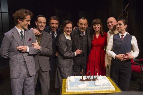 La Ratonera  cumple su función nº100 en el Teatre Apolo ...